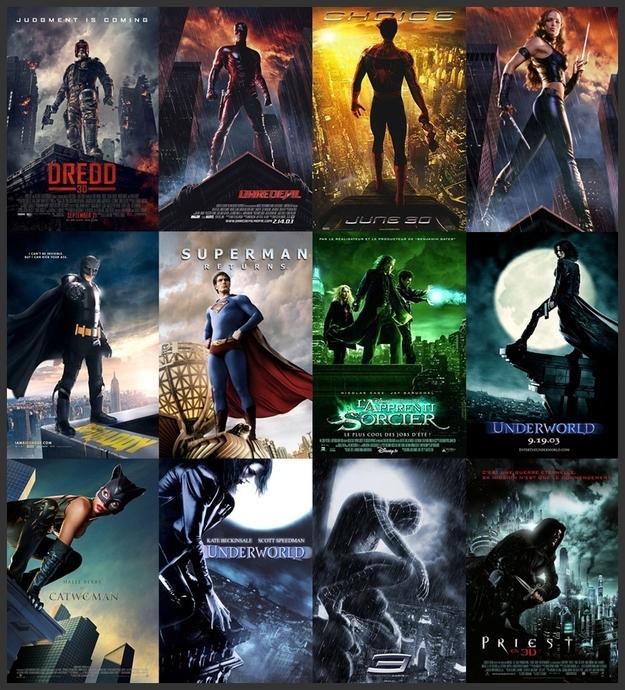 Superherosi na krawędzi