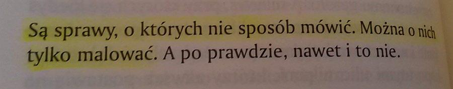 Saturn, Jacek Dehnel
