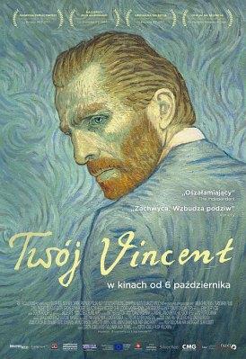 """""""Loving Vincent"""", reż. Dorota Kobiela i Hugh Welchman"""