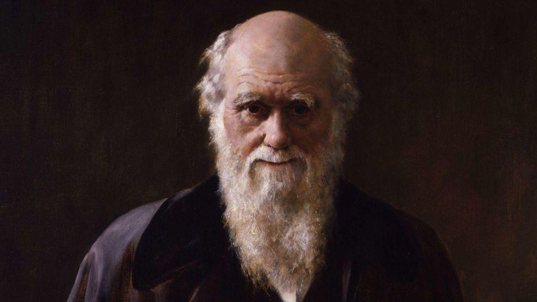 Charles Darwin (autor. John Collier)