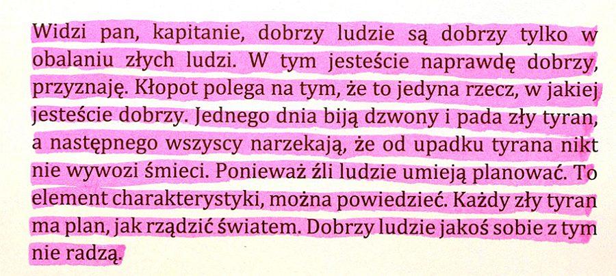 Straż! Straż!, Terry Pratchett