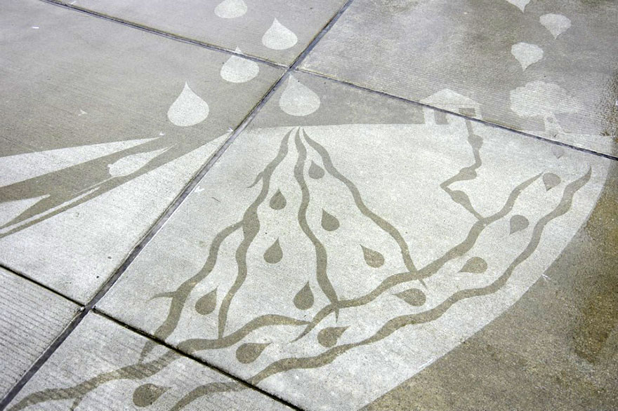 super-hydrophobic-wet-sidewalk-rain-street-art-rainworks-peregrine-church-7