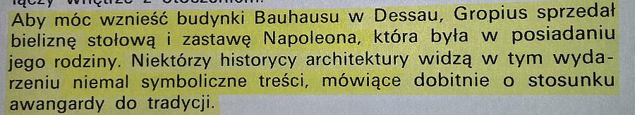 Przygody architektury XX wieku, Przemysław Trzeciak