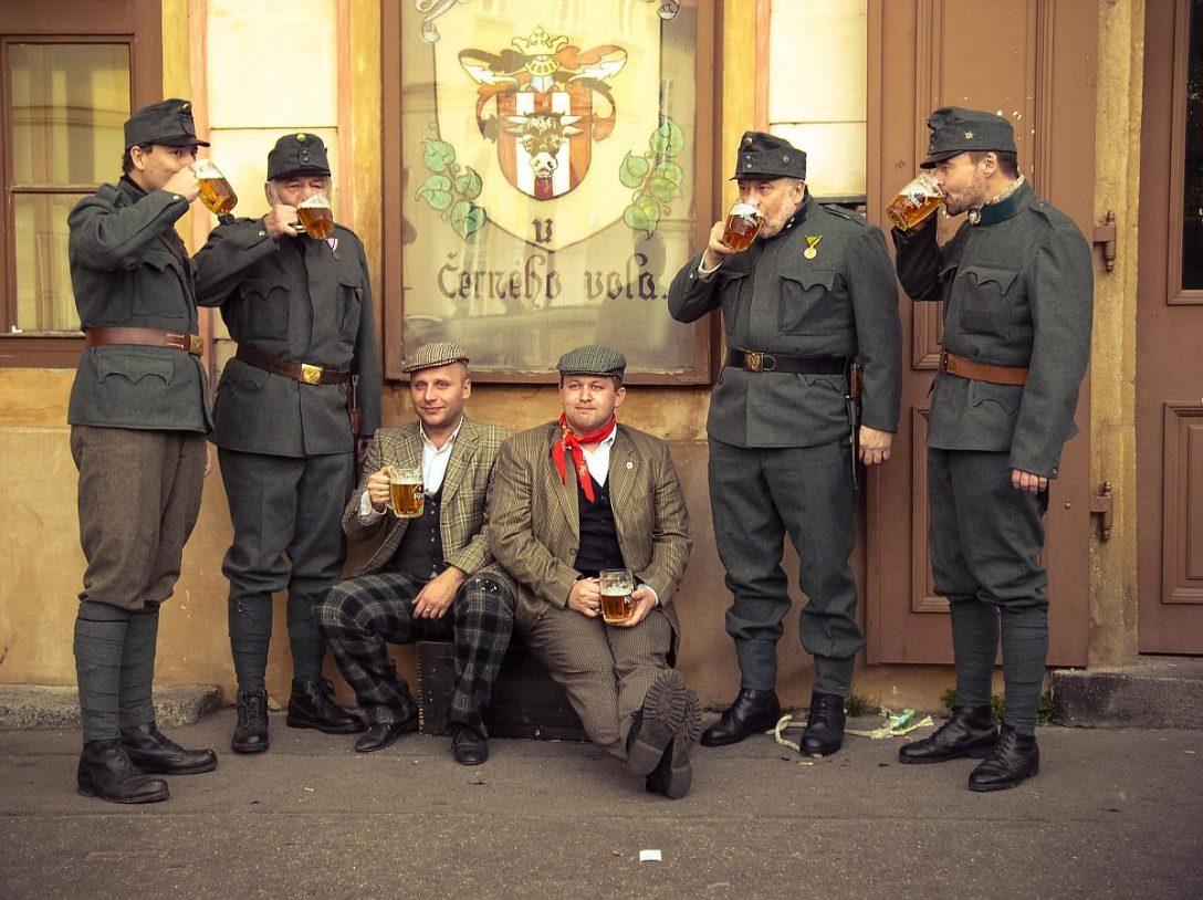 Popijawa w Pradze (fot. rodelheim)