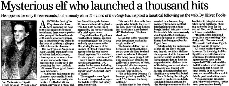 Informacja o fenomenie Figwita szybko przeniosła się do prasy, nie tylko lokalnej.
