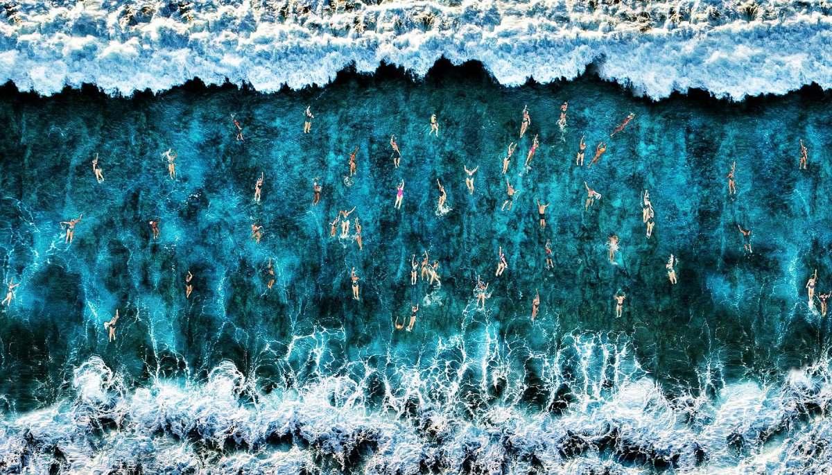 """""""On the Sea"""" (ang. """"Na morzu"""") - Roberto Corinaldesi"""