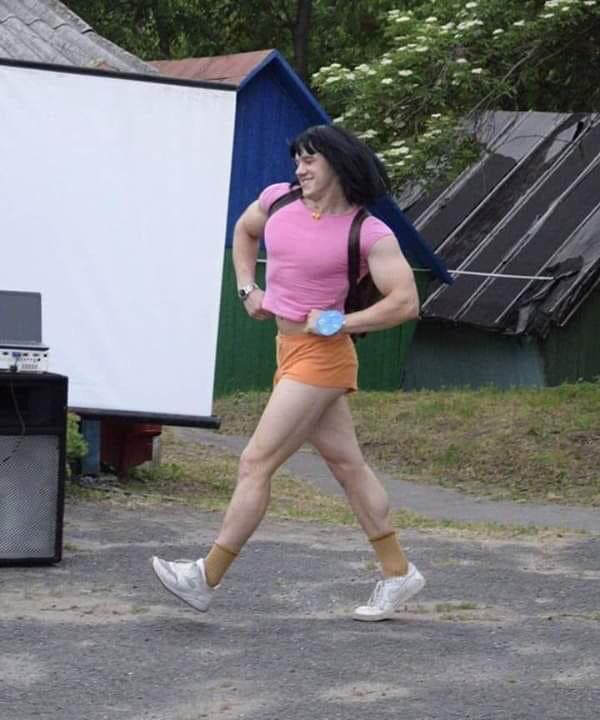 Dora the Destroyer